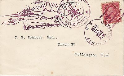 ANTARCTIC expedition 1929. Eleanor Bolling ship.