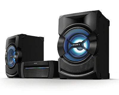 Sony SHAKE-X3D High Power Party Audio System
