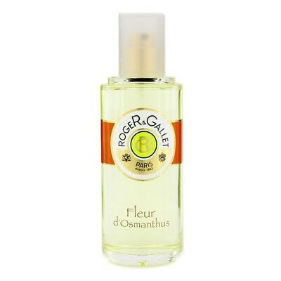720867aad52a68 NEW Roger   Gallet Fleur d  Osmanthus Fresh Fragrant Water Spray 100ml  Perfume