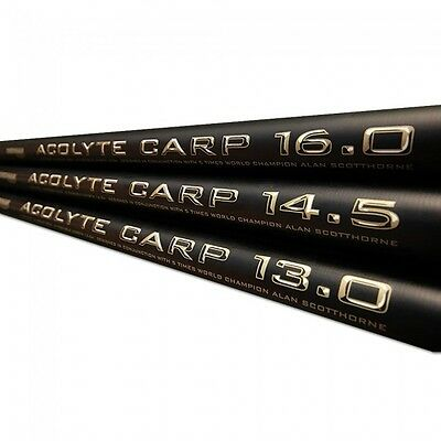 NEW Drennan Acolyte 16m Carp Fishing Pole Package - PTACLC160