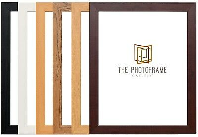 Picture Frame Photo Frame Black Oak Wooden Effect Frames Poster Frame Modern New