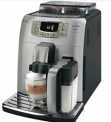 philips saeco hd8906 01 kaffee vollautomat milchbeh lter display neu eur 479 00 picclick de. Black Bedroom Furniture Sets. Home Design Ideas
