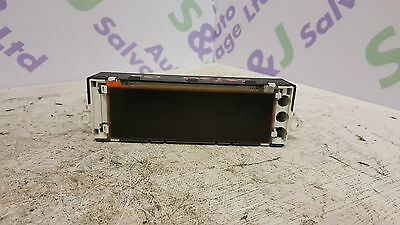 Peugeot 307 Sw Digital Clock Display Unit 9649862680 Id4434