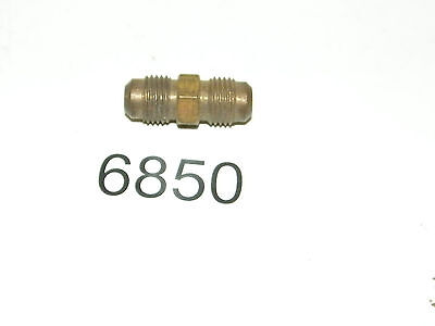 "Brass Male Flare Union 5/16"" OD Tube"
