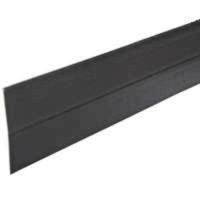 Sweep Dr 1-1/4In 36In PVC Brn Thermwell Products Door Sweeps DS101BH Brown PVC