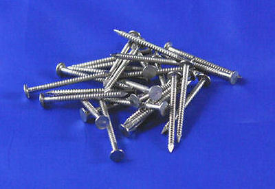 Polytop Headless Cladding & Soffit Pins A4 Stainless Steel Fixing Tack Pins