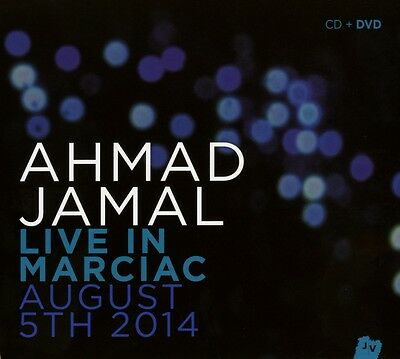 Ahmad Jamal - Live in Marciac: August 5, 2014