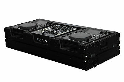 Odyssey Black Label CD DJ Coffin Case-  FZ12CDJWBL