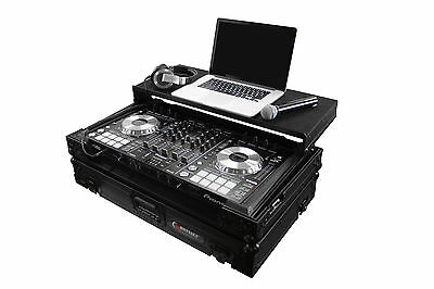 Odyssey Flight Zone® Black Label™ Gliding Case for Pioneer DDJ-SX2, DDJ-SX & DDJ
