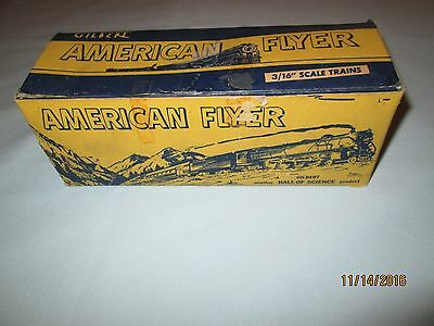 Original Box for American Flyer #600 Crossing Gate with Ringing Bell- Nice