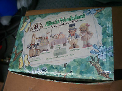 Memories of Yesterday~Alice in Wonderland Collector Set 255254~LIMITED~NIB RARE
