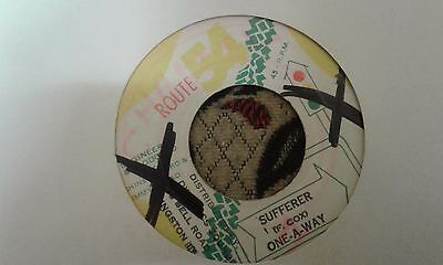 """One - A - Way , Sufferer , 7 """" Route 54 Record Label"""