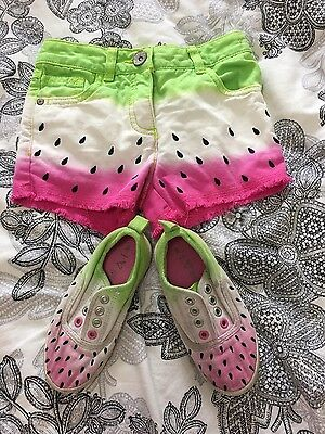 next girls outfit uk 4 /  used