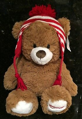 Gund 2015 8th Edition Amazon Limited Edition Teddy Bear Vey Soft New With Tags