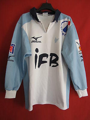 Maillot Rugby US COLOMIERS Mizuno Itineris Vintage IFB rare - XL