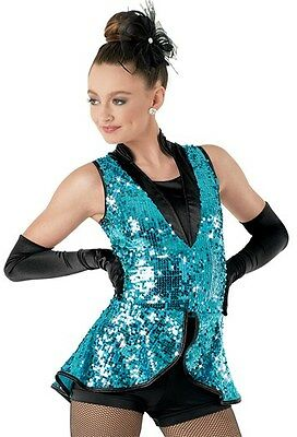 Ice skating dress Competition Figure Skating Twirling Costume Tap Baton sparkle