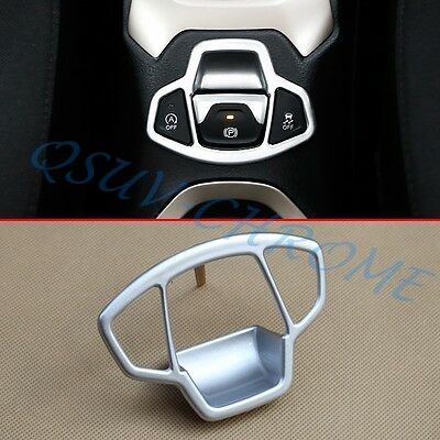 Hand Parking Control Brake Cover Trim For Jeep Renegade 2015-2017 Accessories