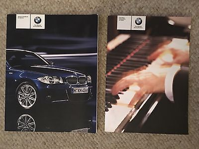 BMW 1 Series Coupe and Convertible Owners Manual Handbook 2007 - 2011