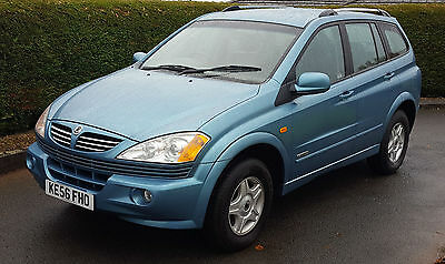 Ssangyong Kyron 2.0TD 2007MY SE
