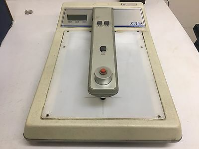 Spectrodensitometer XRITE MODEL 361T X-RITE
