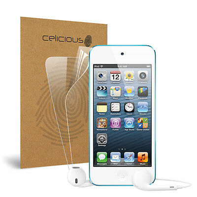 Celicious Vivid Apple iPod Touch 4 Crystal Clear Screen Protector [Pack of 2]