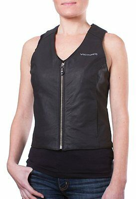 Victory Motorcycle Womens Vest Size: Small 286321602