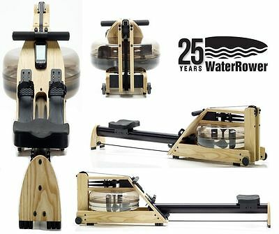WATERROWER A1 GX WATER ROWER.. plus FREE PRO AB BENCH Value $299