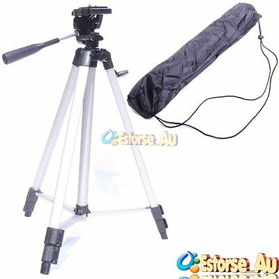 """WT-330A 53"""" Pro Lightweight Aluminum Tripod Stand For Digital Camera Camcorder"""