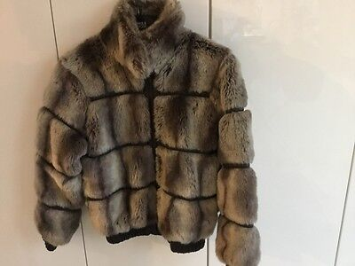 Next childrens fur coat
