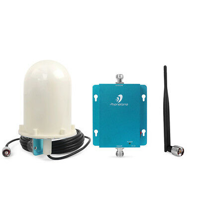 850MHz GSM/CDMA Cellular Signal Booster 3G/4G Repeater Kit for Home/Office Use