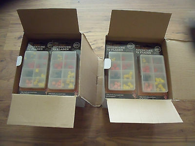 24 X  Boxes Of Matt Hayes Fishing  Flavoured Artificial Baits Selection  New