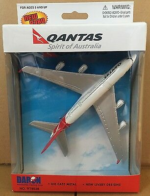 Daron Trading Real Toy Qantas A380 RT8538