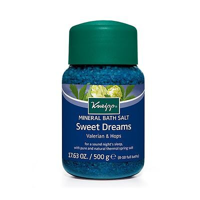 Kneipp Valerian & Hops Deep Sleep Bath Salts 500g