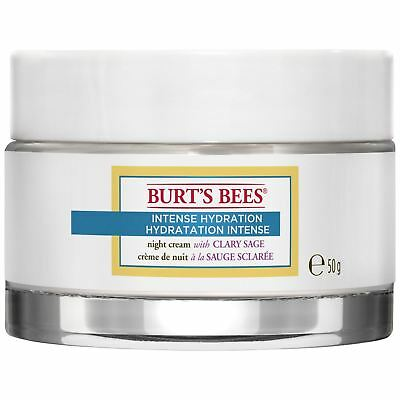 Burt's Bees Intense Hydration Night Cream 50g