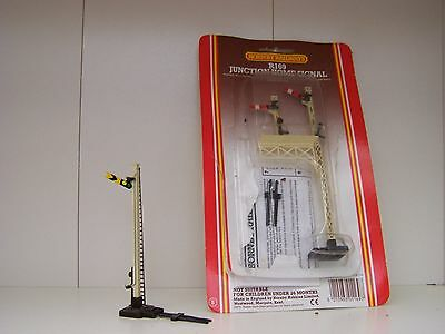 Hornby R169 Junction Home Signal & Distant Signal ~ OO Gauge
