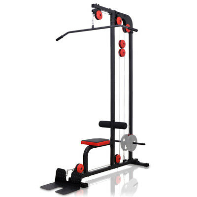 Poulie Haute Basse Mh-W106 Marbo-Sport Musculation Crossover Poste Tirage Cable