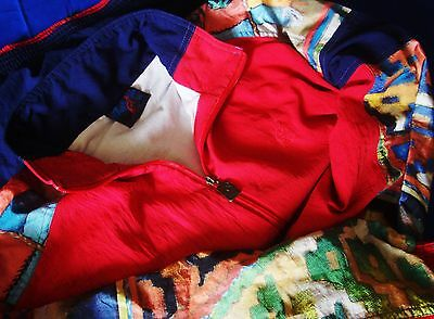 JACKET vintage 80's AUSTRALIAN by l' Alpina TG.46- M/L circa made in Italy RARE
