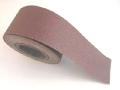 75mm rb 346 clothed backed Heavy Duty Abrasive Roll hermes
