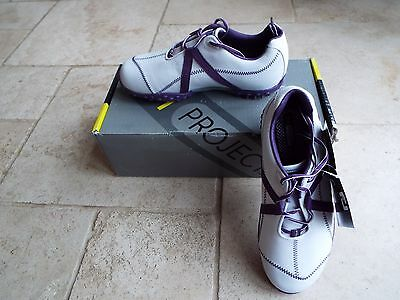 Footjoy M project Ladies Womens spikeless golf shoes size 6 UK 39 EUR