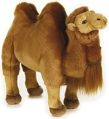 National Geographic Bactrian Camel [29cm] Soft Plush Toy NEW