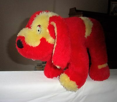 """The Tweenies Soft Toy - DOODLES - VERY LARGE 12"""" TALL Good Condition - CBeebies"""