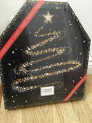 Yankee Candle Advent Calendar 2016 Christmas 26 Candles and 1 votive Candle