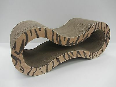 Reduced in price Premier range of Tiger print  Cat Scratchers 75x30x30