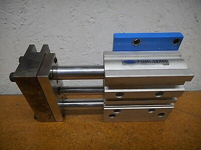 Fabco-Air FGML25X25 Pneumatic Cylinder Used