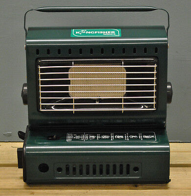 Kingfisher 13kw Portable Gas Heater