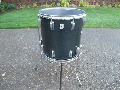 Ludwig Classic Maple 16 x 16 Floor Tom, Lacquer Finish, Maple Shell, Clean Drum!