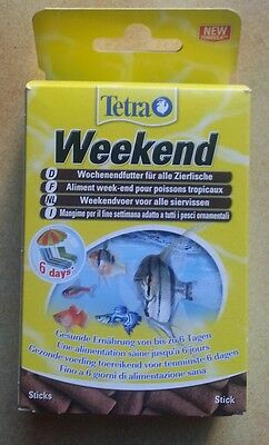 Tetra Weekend aliment week end poissons tropicaux