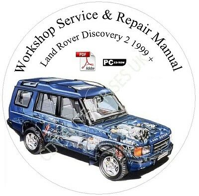 Land Rover Discovery II Workshop Manual