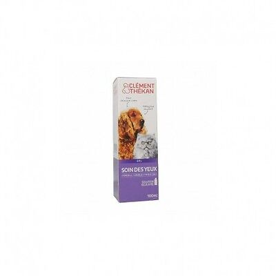 SOIN DES YEUX CHIEN CHAT CLEMENT THEKAN 100ml