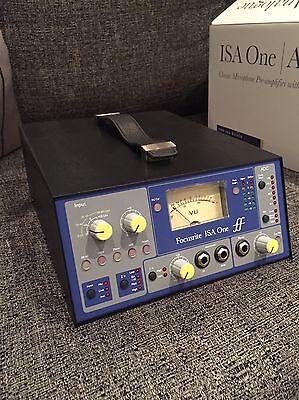 Focusrite ISA One Analogue Mic Pre-amplifer